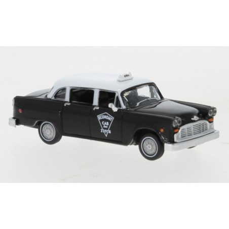 Checker Taxi Tallahasse 1974
