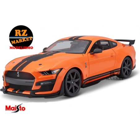 FORD MUSTANG GT 500 2020