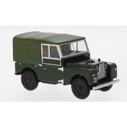 Land Rover series I 88 Canvas